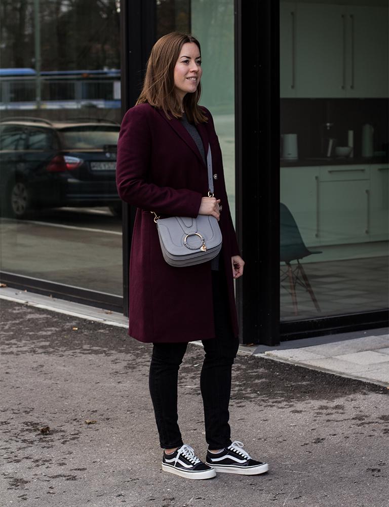 Der Blazermantel als Übergangsjacke - LA MODE ET MOI, der Modeblog