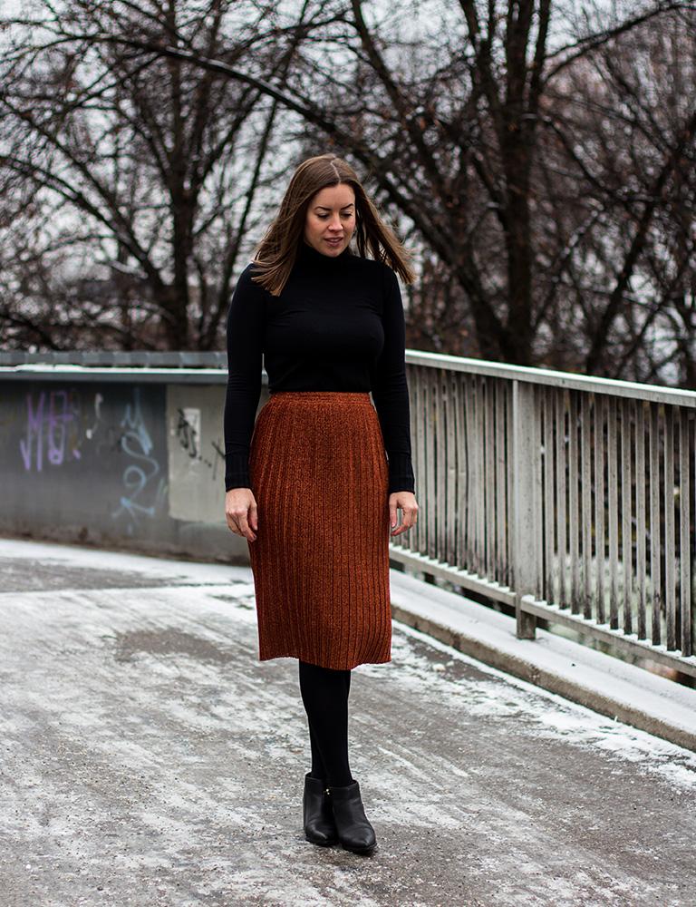Festlicher Look: Der Metallic Trend unterm Weihnachtsbaum  - LA MODE ET MOI, der Modeblog