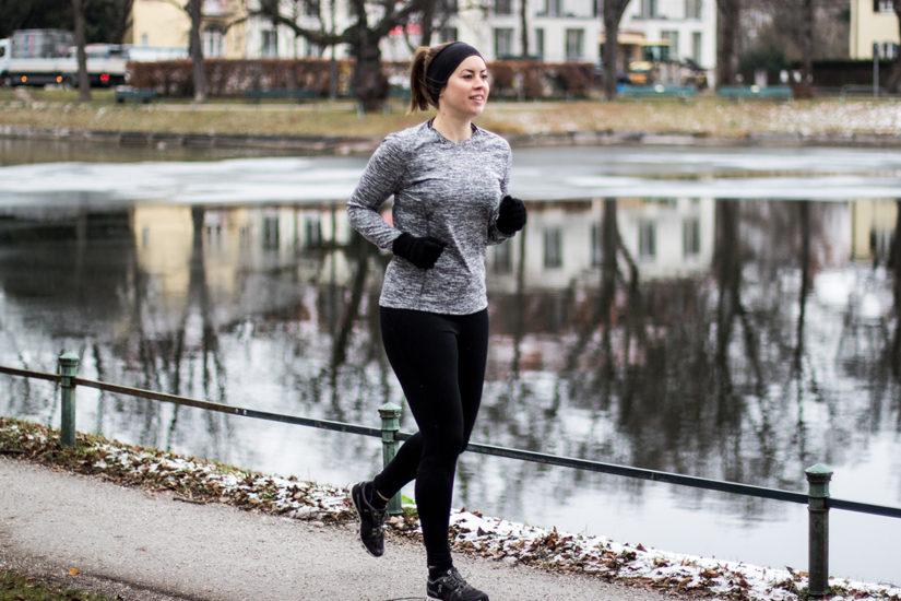 Laufen im Winter: Meine 4 Tipps um dran zu bleiben - THE BUTTON by Emilie, der Blog