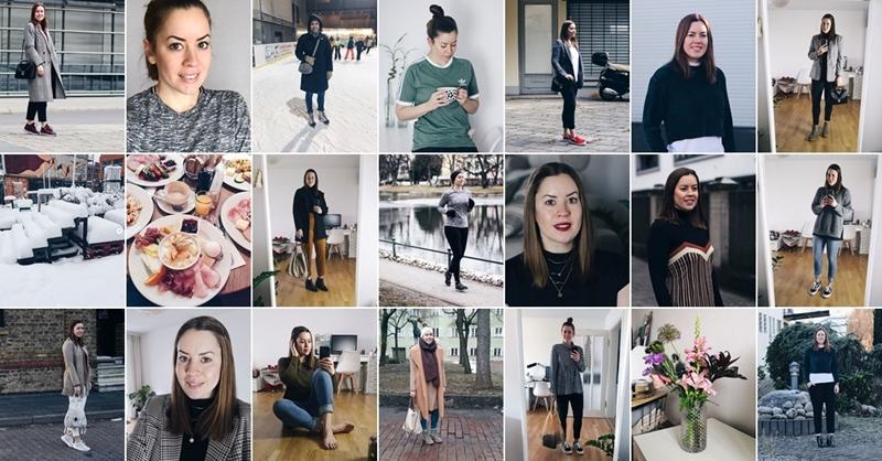 Monatsrückblick 01/2019 - LA MODE ET MOI, der Modeblog