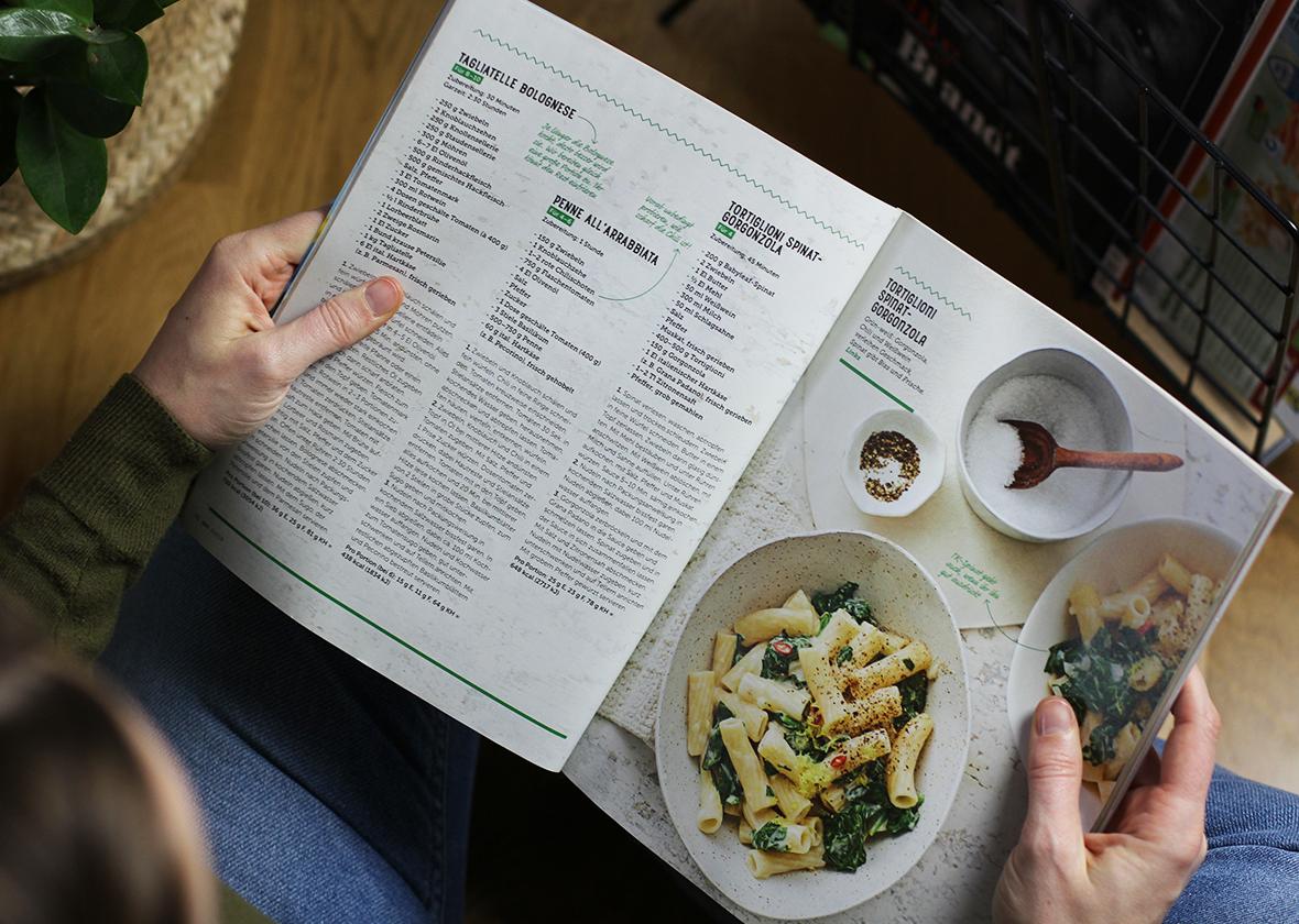 Wo ich glutenfreie Rezepte finde - THE BUTTON by Emilie, der Modeblog und Zöliakie-Blog