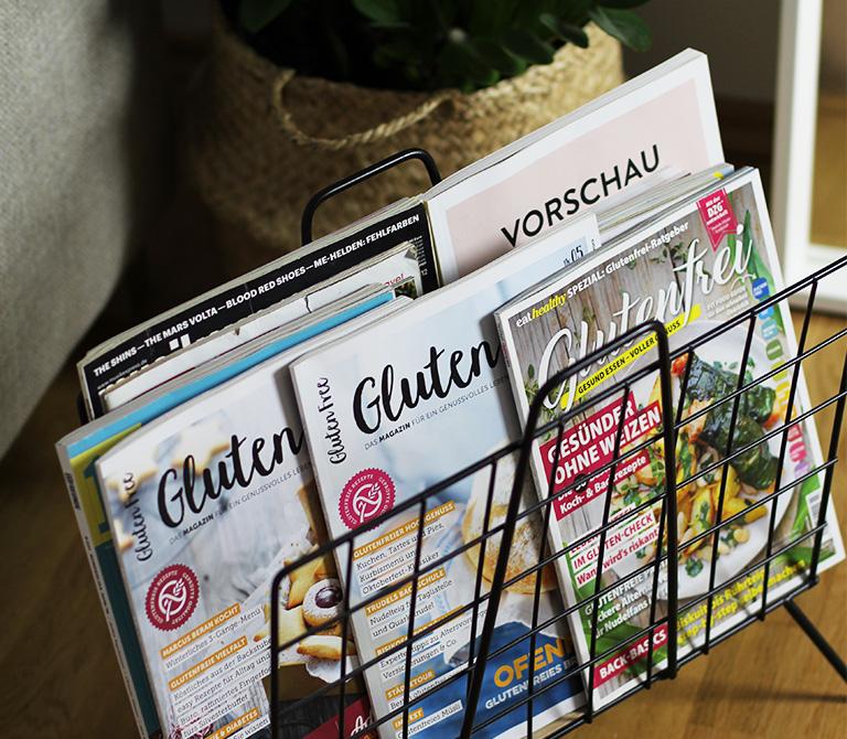 Wo ich glutenfreie Rezepte finde - LA MODE ET MOI, der Modeblog und Zöliakie-Blog