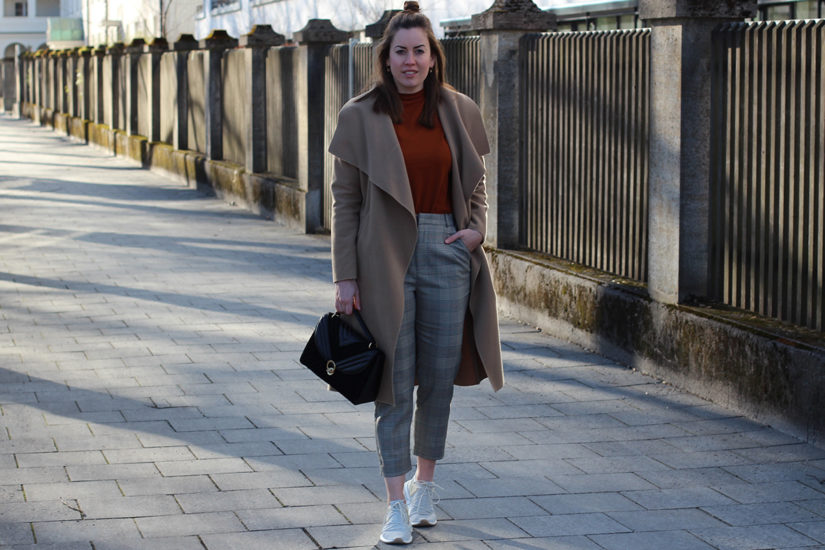 Karo-Trend: Eine karierte Hose kombinieren - LA MODE ET MOI, der Modeblog