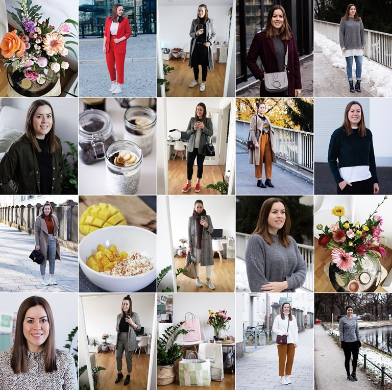 Rückblick 03/2019 - LA MODE ET MOI, der Modeblog & Zöliakieblog