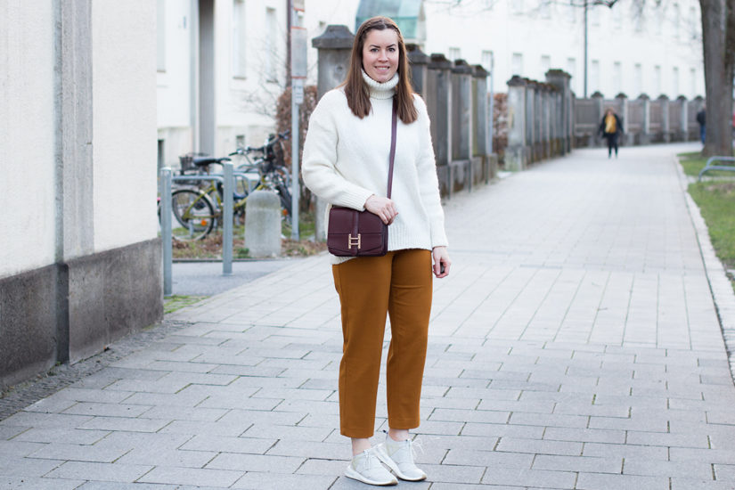 Wie du einen kompletten Oversize Look kreierst - THE BUTTON by Emilie, der Modeblog
