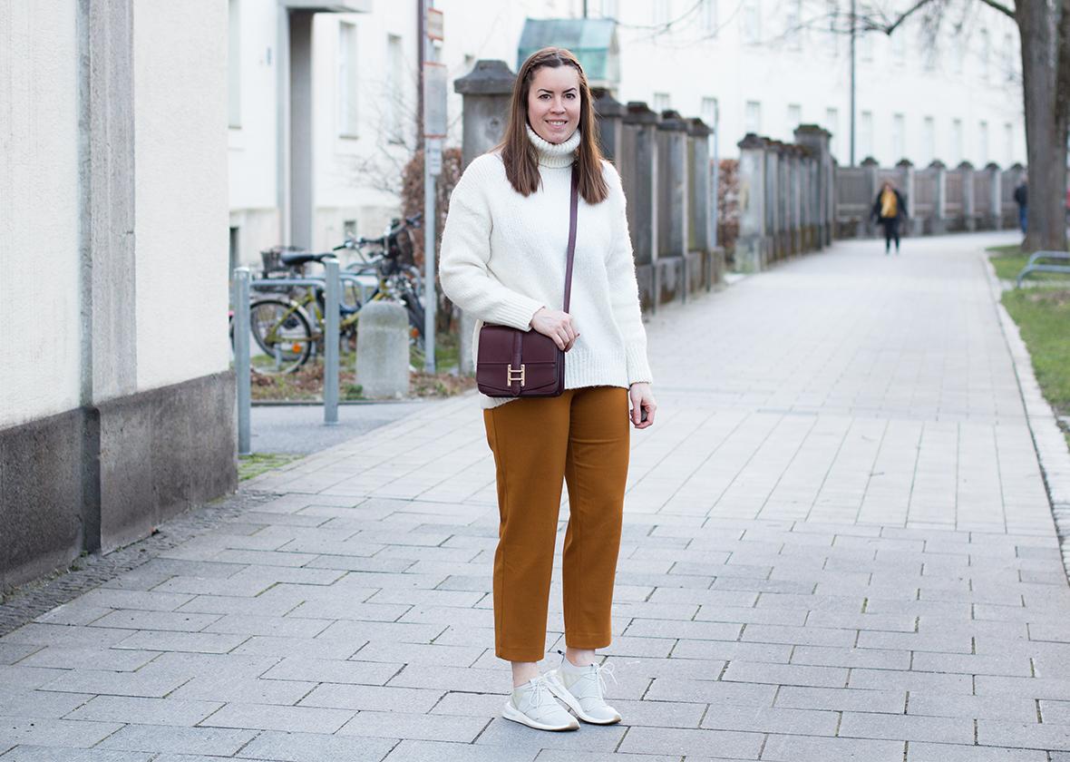 Wie du einen kompletten Oversize Look kreierst - THE BUTTON by Emilie, der Modeblog