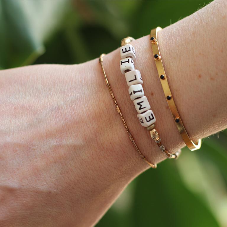 Schlichter Schmuck: Armbänder - LA MODE ET MOI, der Modeblog