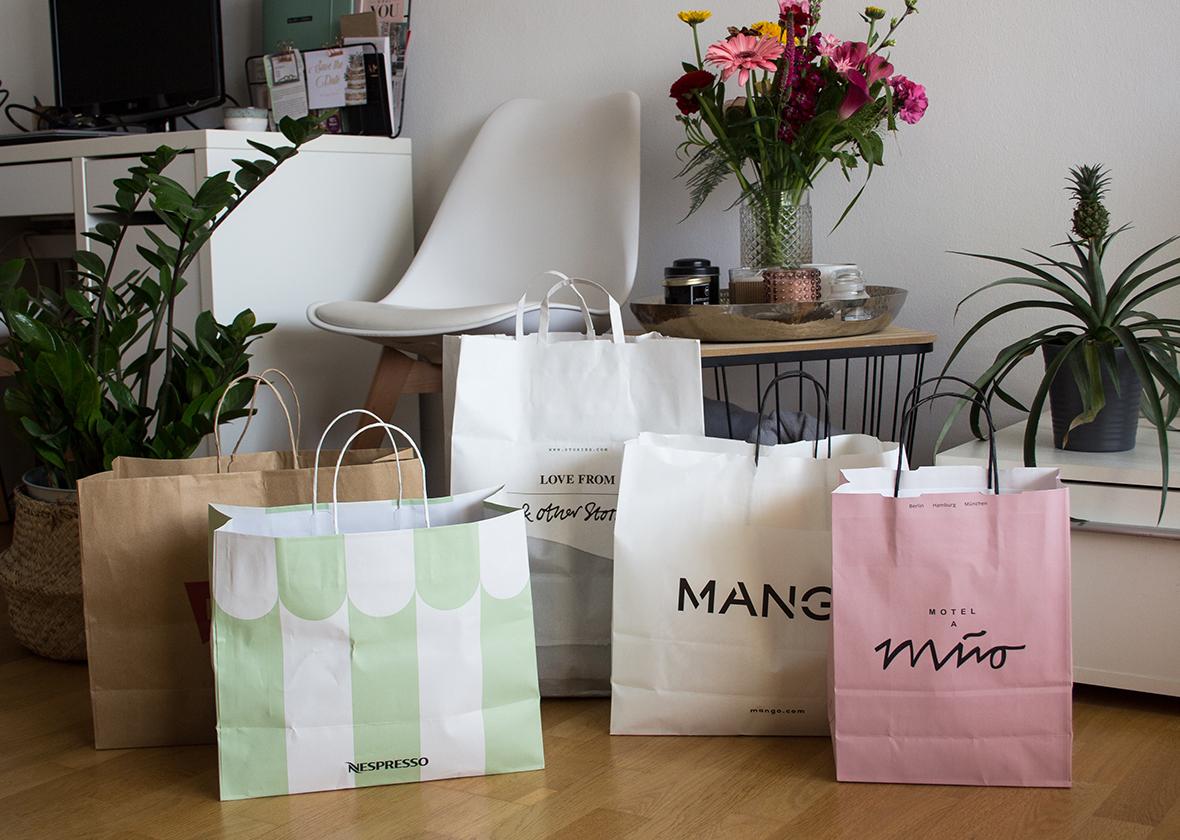 Meine Ansätze für überlegtes Shoppen in 2019 - THE BUTTON by Emilie, der Modeblog