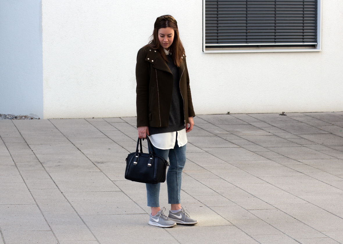 Haar-Trend 2019: Haarreif mit Schleife - THE BUTTON by Emilie, der Modeblog