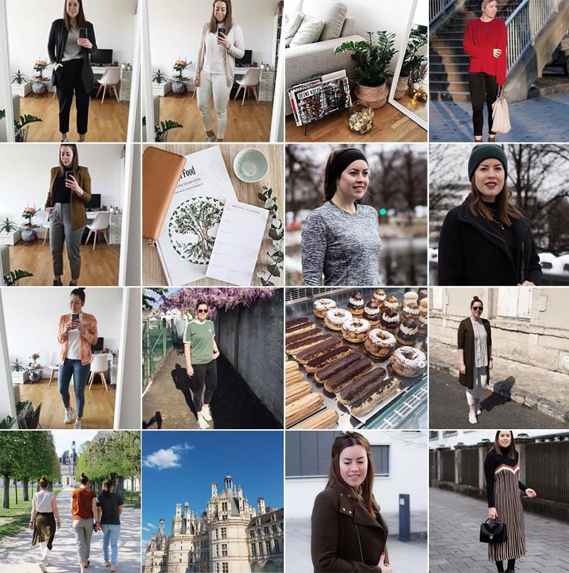 Rückblick 04/2019 - LA MODE ET MOI, der Zöliakie-Blog