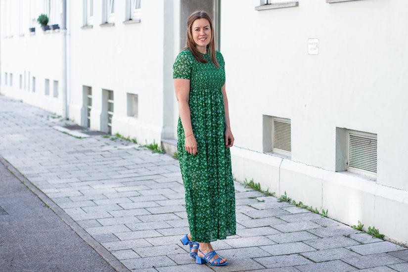 Maxikleider: Perfekt für den Spätsommer - THE BUTTON by Emilie, der Modeblog