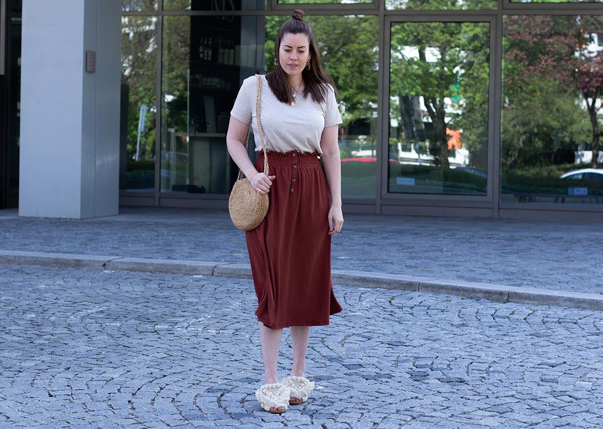 Boho Look in Erdtönen - LA MODE ET MOI, der Modeblog