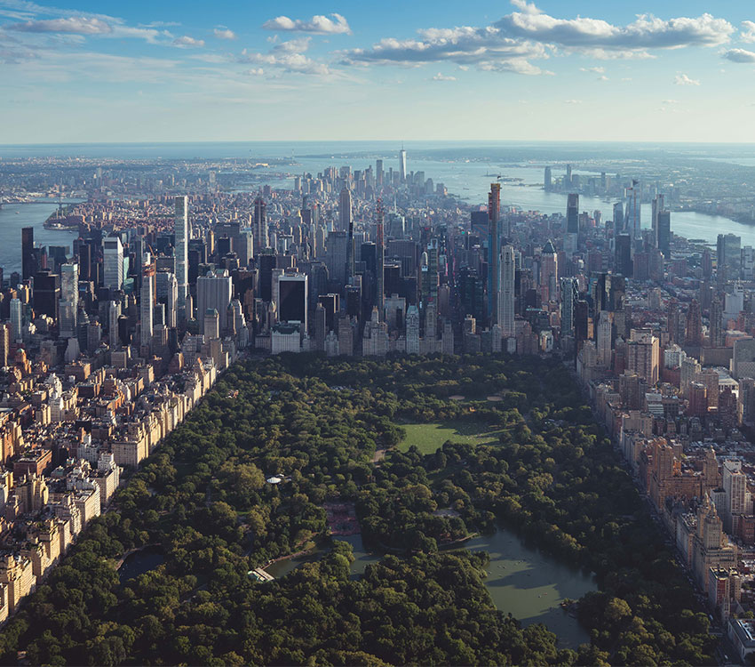 Ich war noch niemals in New York: Bucket List – LA MODE ET MOI