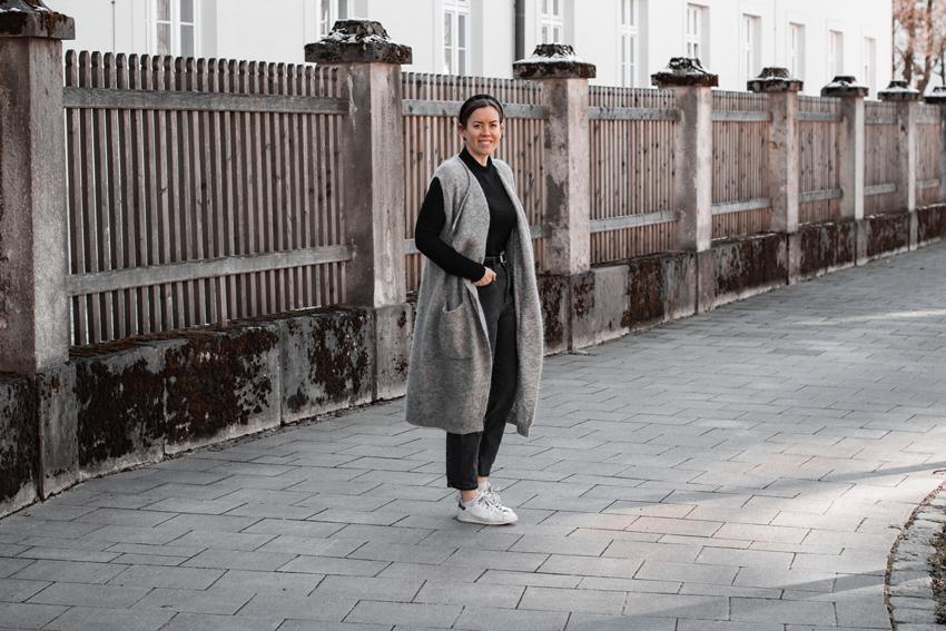 Dezenter Haarschmuck: Samt-Haarreif - LA MODE ET MOI, der Modeblog