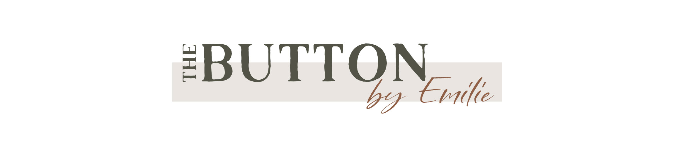 THE BUTTON by Emilie