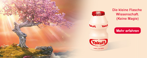 Ich sag Ya zu meiner Morgenroutine mit Yakult - THE BUTTON by Emilie