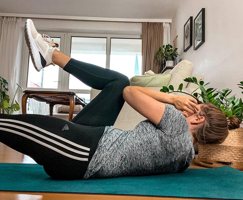 Pamela Reif Workouts, Home-Workout Videos, Pam Workouts, Trainingstipps, Bauchtraining, Bauchtraining anfang oder ende